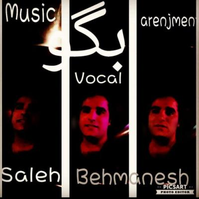 دانلود آهنگ صالح بهمنش رفتی بگو