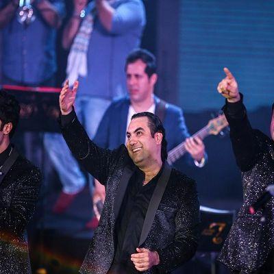 دانلود سون بند تمدید کنسرت سون بند در تهران