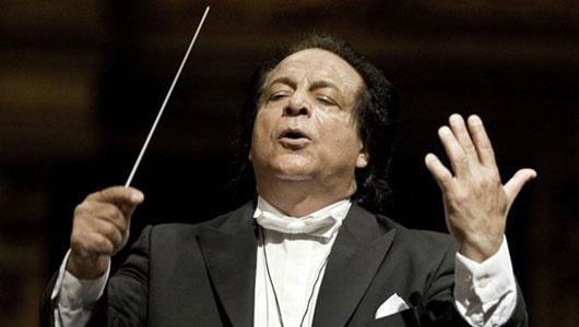 دانلود علی رهبری همکاری علی رهبری با ارکستر سمفونیک ترکیه