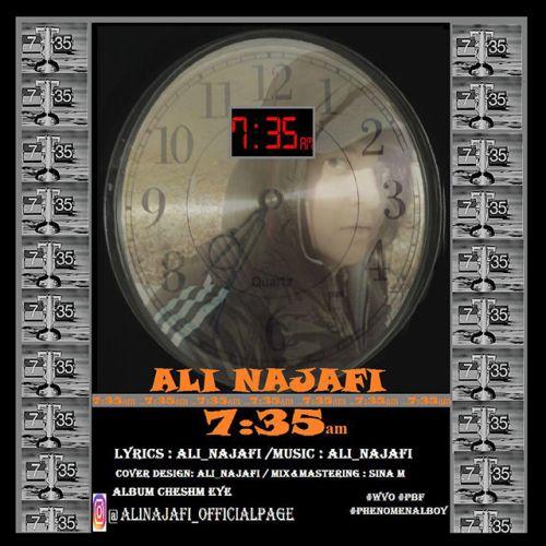 دانلود آهنگ علی نجفی به ۷:۳۵