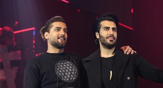 دانلود ماکان بند نگاهی به کنسرت تهران ماکان بند