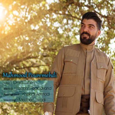 دانلود آهنگ محمود پورمهدی دنیا رنگینه