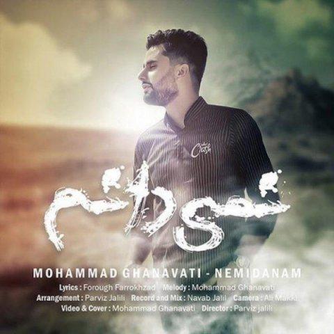 دانلود آهنگ محمد قنواتی نمی دانم