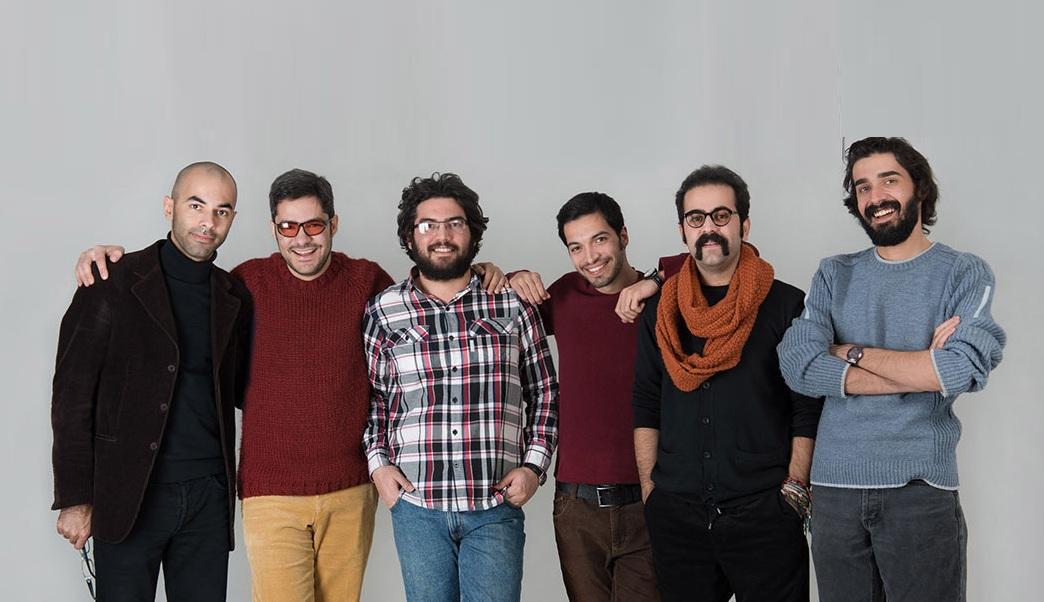 دانلود گروه پالت انتشار آلبوم جدید گروه پالت تا دو ماه آینده