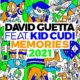 دانلود آهنگ David Guetta Memories 2021 Remix Extended feat Kid Cudi