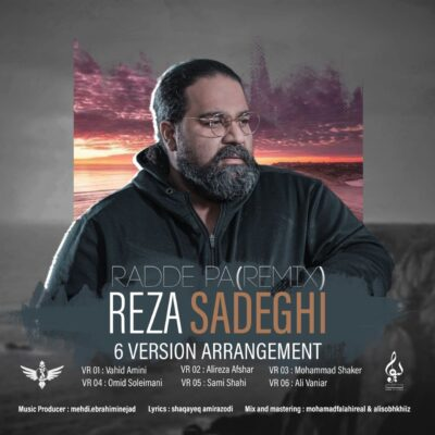 دانلود آهنگ رضا صادقی Rade Pa Omid Soleimany Live Version Rearrange