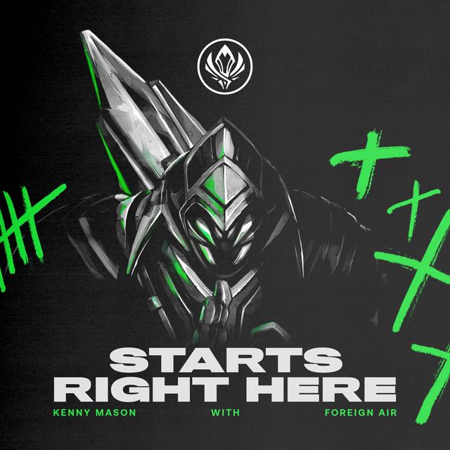 دانلود آهنگ League of Legends Starts Right Here feat Foreign Air and Kenny Mason