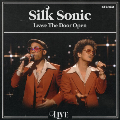 دانلود آهنگ برونو مارس Leave The Door Open - Live feat Anderson .Paak and Silk Sonic