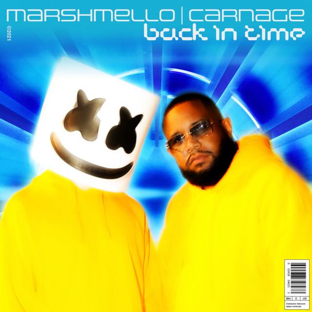دانلود آهنگ Marshmello Back In Time feat Carnage