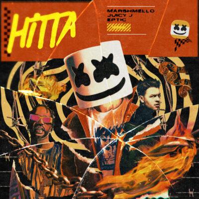 دانلود آهنگ Marshmello Hitta feat Eptic and Juicy J