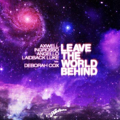 دانلود آهنگ DVBBS Leave The World Behind feat GATTÜSO and Alida
