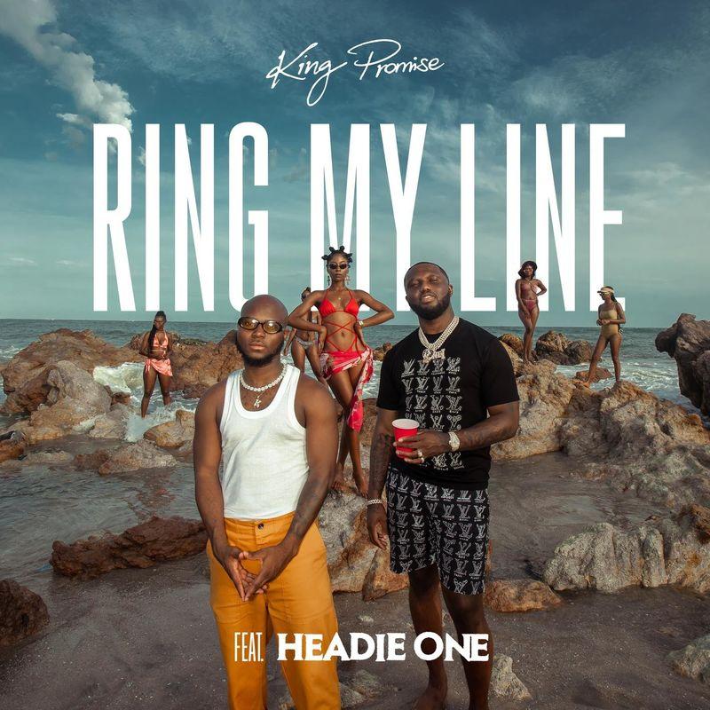 دانلود آهنگ King Promise Ring My Line (feat. Headie One) feat Headie One