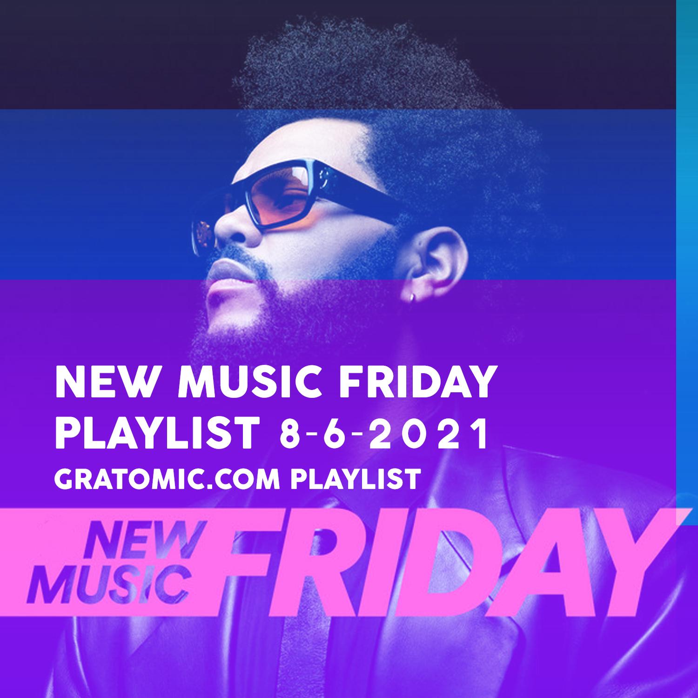 دانلود بهترین آهنگ های روز جمعه اسپاتیفای (New Music Friday (8-6-2021))