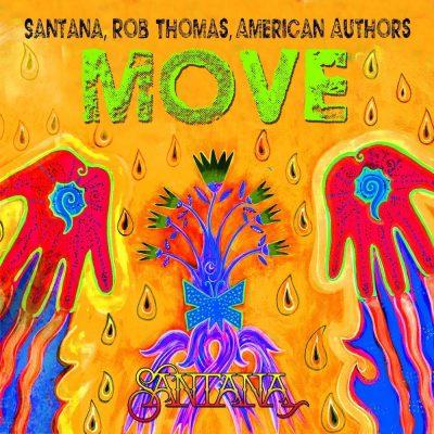 دانلود آهنگ Santana Move feat Rob Thomas and American Authors