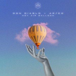 دانلود آهنگ Don Diablo Hot Air Balloon feat AR/CO